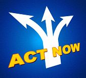 Act Now Shows At This Time And Activism