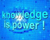 foto of understanding  - Knowledge Is Power Meaning Wise Develop And Understanding - JPG