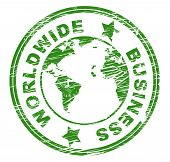Worldwide Business Represents Corporation Biz And Globalise