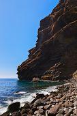 Beach Masca in Tenerife island - Canary Spain