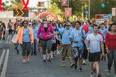 Aidswalk Participants
