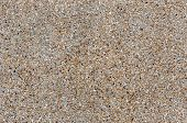 Texture Of Gravel Stone Wall