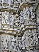 pic of khajuraho  - Historic Khajuraho Hindu Temples - JPG