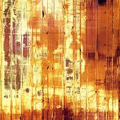 Grunge texture, may be used as background. With yellow, brown, orange patterns