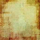 Grunge background or texture for your design. With yellow, brown, orange patterns