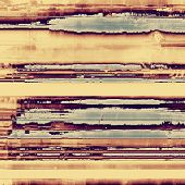 Vintage grunge background. With yellow, brown, purple, gray patterns