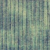 Rough vintage texture. With blue, gray patterns