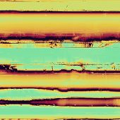 Old background with delicate abstract texture. With yellow, brown, orange, green patterns