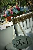 Bridal Chair