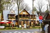 Restaurant Called Little Switzerland In Zakopane