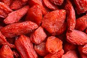 Background Of Goji Berries