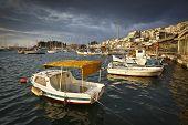 foto of piraeus  - Morning in Mikrolimano marina in Athens - JPG