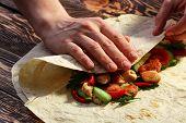 image of shawarma  - Men - JPG