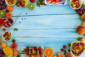 stock photo of fruits  - Fruits - JPG