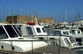 Heraklion Fort Boats
