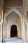 Moorish Art And Architecture Inside The Alhambra (