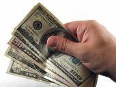 Cash In de Hand