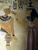 Egypt Tomb Art