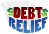 An image of a debt relief
