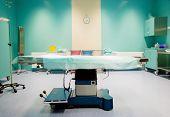 Hospital - sala de operaciones