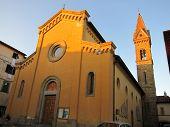 A Church in Arezzo