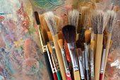 Studio Arts Brushes