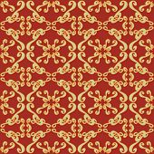 Seamless vector pattern design