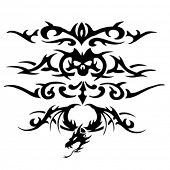 Tribal Artwork Collection