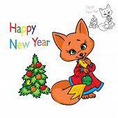 foxwitha Christmasball