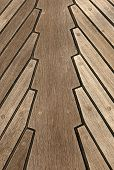 Schip planken