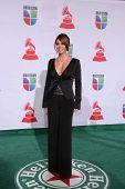 LOS ANGELES - NOV 10:  Lucero arrives at the 12th Annual Latin GRAMMY Awards at Mandalay Bay on Nove
