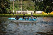 Bangkok Worst Flood In 2011