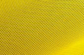 yellow polyester fabric