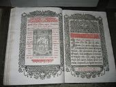 Ancient Russian Book