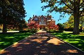 N.C. State Governors Mansion