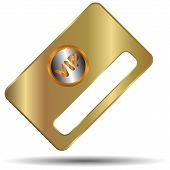 Gold Vip Card