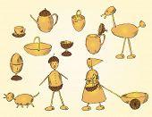 Crafts Acorn