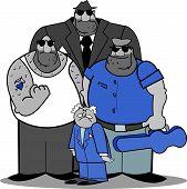 Mafia Clip Art