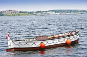 Boat On Calm Waters