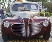 1941 Plymouth Classic Car