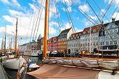 Waterfront Copenhagen.