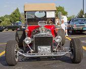 1923 Ford Bucket