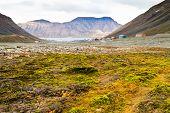 trekking at Svalbard