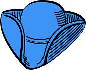 Tricorn Hat Clip Art