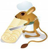 Allactaga Chef cortes masa