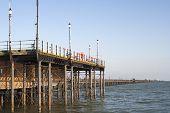 Southend Pier, Essex, England