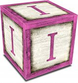 Alpha Block I Pink