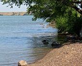 South Dakota River