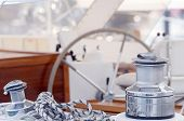 Cubierta de barco