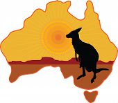 Austrália-canguru